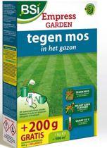 BSI Empress Garden 1kg voor 500m²: mosbestrijdingsmiddel voor het gazon, grasveld, oprit, pad,...