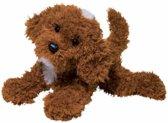 Pluche Labradoodle hond knuffel 41 cm - knuffeldier / knuffels