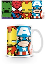 Marvel Kawaii Avengers Mok