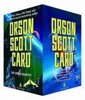 The Ender Quartet boxset (1-4)