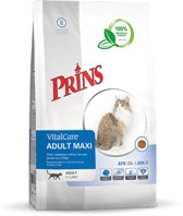 Prins VitalCare Kat Adult Maxi - Kattenvoer - 10 kg