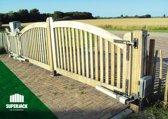 Garagedeuropener voor openslaande deuren / hekken (complete basisset SW101)