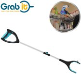 Grab It - Ratcheting Tool Pick up-tool opvouwbare grijper met led-light en ingebouwde magneet