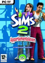 The Sims 2: Apartment Life - Engelse Editie