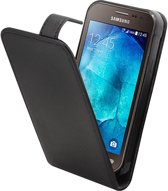 Colorfone PREMIUM Business Fit Case / Hoesje voor de Samsung Galaxy Xcover 3 Zwart