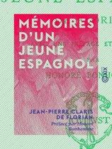 Mémoires d'un jeune Espagnol