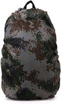 Universele backpack/rugzak regenhoes 35L - Camoflage