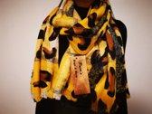 Paco's Nairobi 1 Dames Wintersjaals
