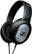Sennheiser HD 201 - Over-ear koptelefoon - Zwart