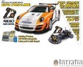 Porsche 911 GT3RS hybrid orange