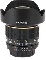 Samyang 14mm F2.8 ED AS IF UMC - Prime lens - geschikt voor Nikon Spiegelreflex