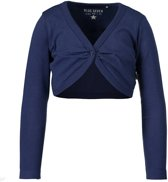 Blue Seven Meisjes Vest - donkerblauw - Maat 116