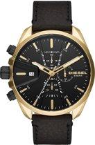 Diesel Ms9 Chrono horloge  - Zwart
