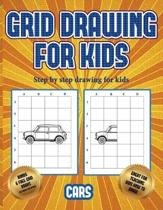 Step by Step Drawing for Kids (Learn to Draw Cars)