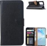 Xssive Hoesje voor Samsung Galaxy S20 Ultra (6.9 inch) - Book Case - Zwart