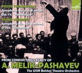 Symphonie No.6 / Symphonie No.8 (Tchaikovsky / Sch
