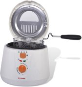 Telefunken Deep Fryer 2L Fixed pot - Frituurpan