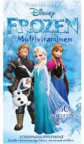 Disney multivitaminen frozen 60 st