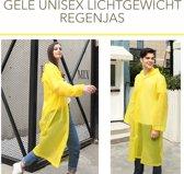 Poncho, waterdichte regenjas voor dames. Duurzaam EVA-materiaal, geschikt voor mensen van 150 - 175 lang