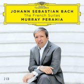 Murray Perahia: Johann Sebastian Bach - The French Suites