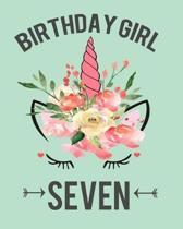 Birthday Girl Seven