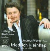 Cello Sonatas Vol1: Op5 Nrs 1&2 & O