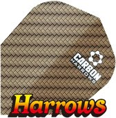 Harrows Flight Carbon 1205 - Zilver