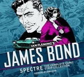 James Bond Spectre Comic Strips