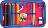 Toi-toys Minions Kleurset Roze 19-delig