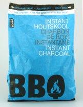 Sorbo Barbecue Instant Houtskool - 1 kg