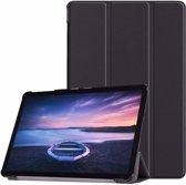 Samsung Galaxy Tab A 10.5 hoesje - Tri-Fold Book Case - Zwart