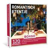 BONGO - Romantisch Etentje - Cadeaubon