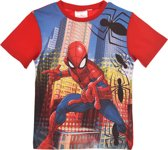 Spider-man t-shirts maat 104