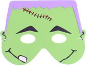 Lg-imports Masker Junior 13 Cm Groen