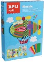 Apli Kids mozaiǮk 2 vellen transport