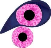 XtremeEyez - UV Ruki Pink - 1 maand lenzen