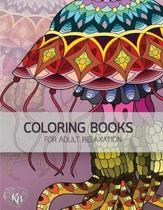 Wonderworld Underwater Zentangle Adult Coloring Book Vol.2