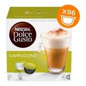 Nescafé Dolce Gusto Cappuccino - 6 x 16 capsules
