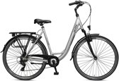 Altec Verona Damesfiets 28 inch - Chrome