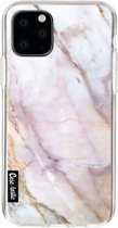 Casetastic Smartphone Hoesje Softcover Apple iPhone 11 Pro - Pink Marble