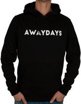 FC Eleven - Awaydays Hoodie – Zwart – XXL