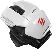 Madcatz Mobile Office R.A.T. M  Wireless Gaming Muis - Wit (PC)