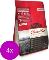 Acana Classics Wild Coast Haring&Bot - Hondenvoer - 4 x 340 g