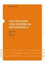 Hulpverlening voor kinderen na partnergeweld