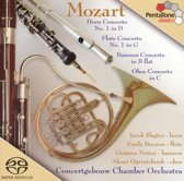 Mozart: Blaserkonzerte