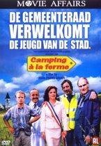 Camping A La Ferme (dvd)