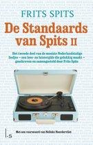 Boek cover De standaards van Spits van Frits Spits