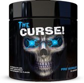 Cobra Labs The Curse - Pre-workout - 250 gram (50 servings) - Blue Rasberry