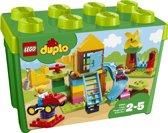 LEGO DUPLO Grote Speeltuin Opbergdoos - 10864