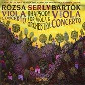 Rózsa/Bartók: Viola Concertos